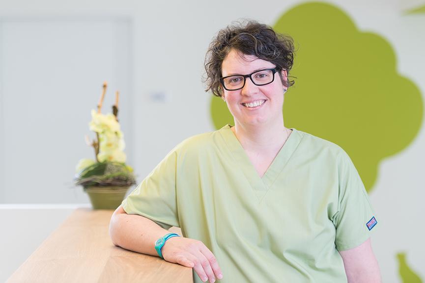 Dr. med. vet. Corinne Bosshard