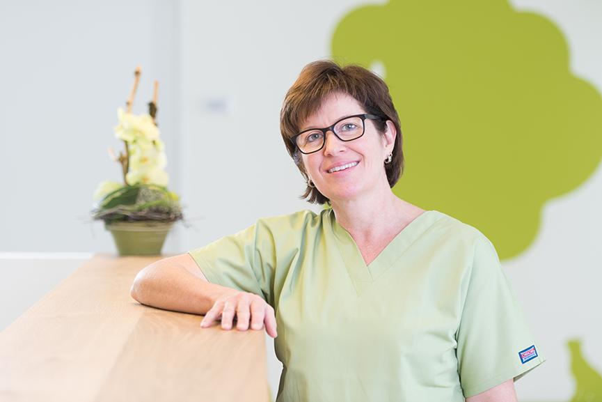 Dr. med. vet. Denise Wegmann